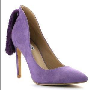 CAPE ROBIN Purple Veni Pumps/ Heels!